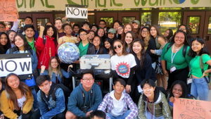 Englewood Students Join Climate Fight in Solidarity With Youth Worldwide