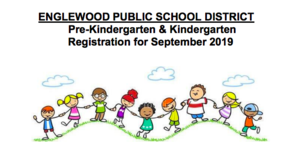 Pre-K & Kindergarten Registration 2019