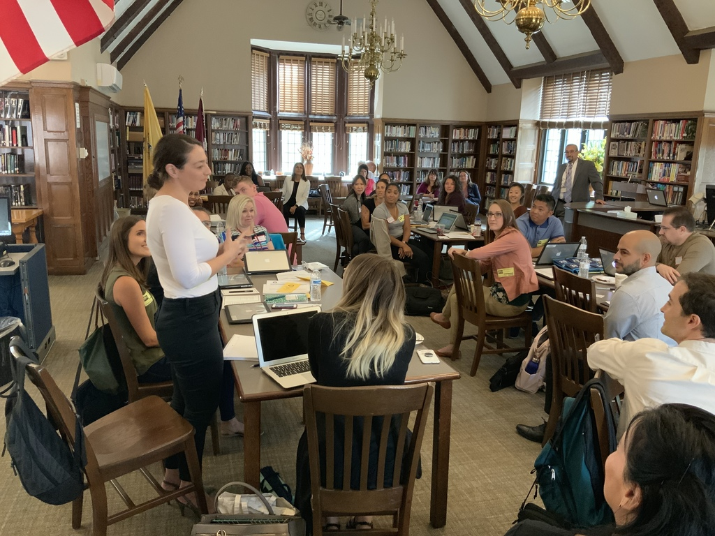 New Teacher Orientation 2019
