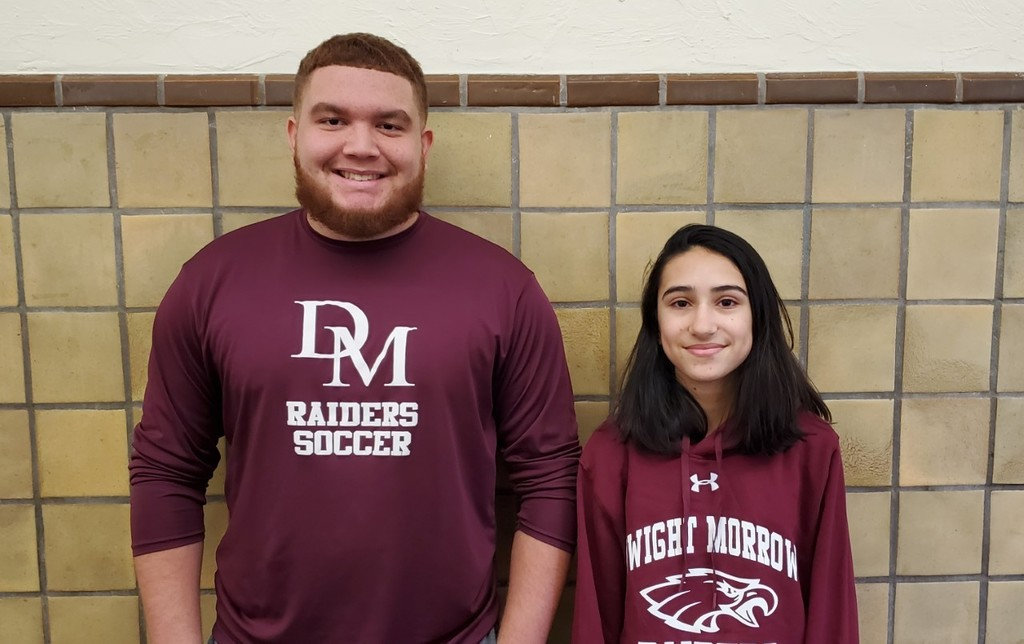 November Student Athletes of the Month
